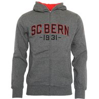 Zip Hoody SCB Grey Kids
