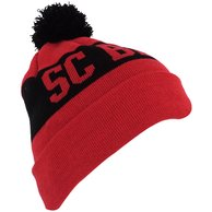 Knitted Beanie Tazzle SCB red